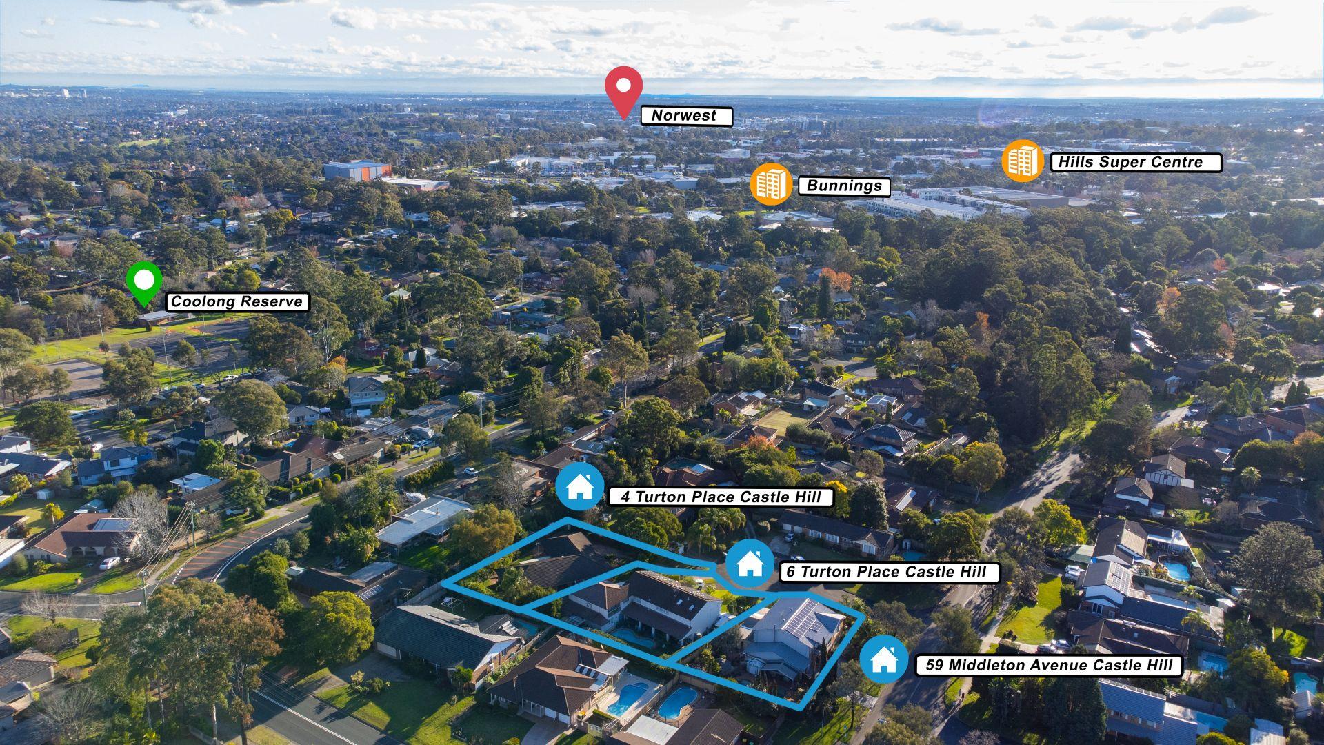 4 Turton Place, Castle Hill NSW 2154, Image 1