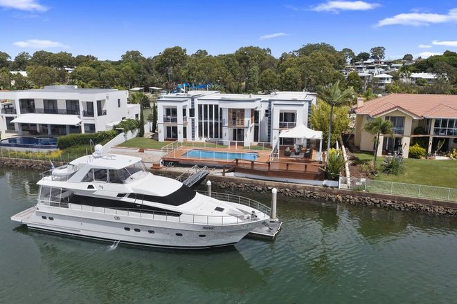 Picture of 11 Grenoble Place, RABY BAY QLD 4163