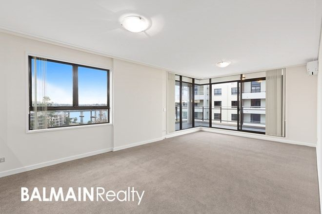 Picture of Level 8/27 Margaret Street, ROZELLE NSW 2039