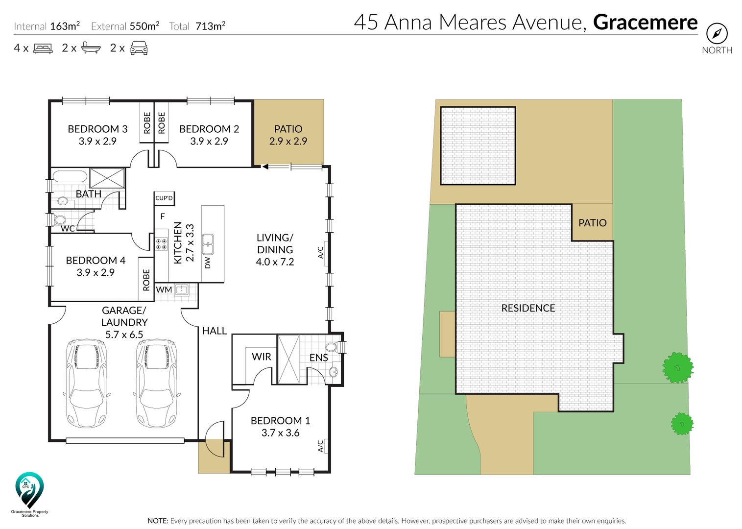 45 Anna Meares Avenue, Gracemere QLD 4702, Image 0