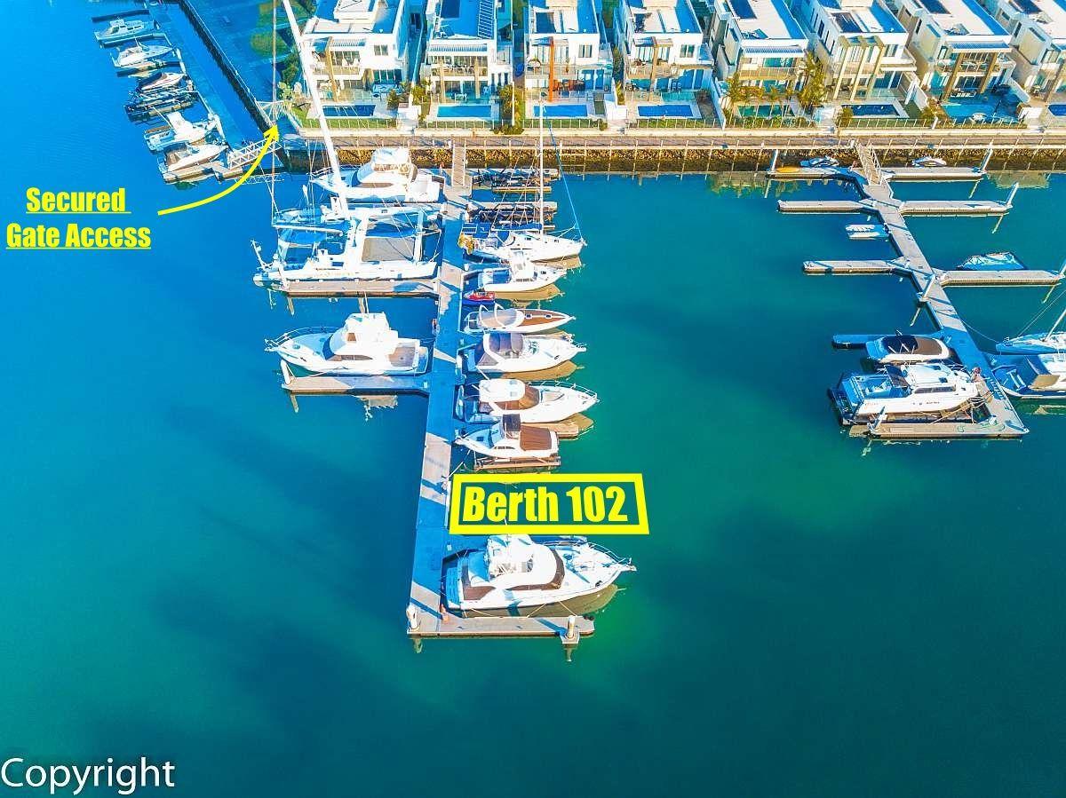 Berth Lot 102 Martha Cove Waterway, Safety Beach VIC 3936, Image 0