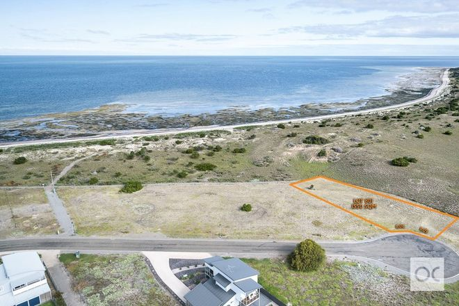 Picture of Lot 801 Outlook Road, BLACK POINT SA 5571