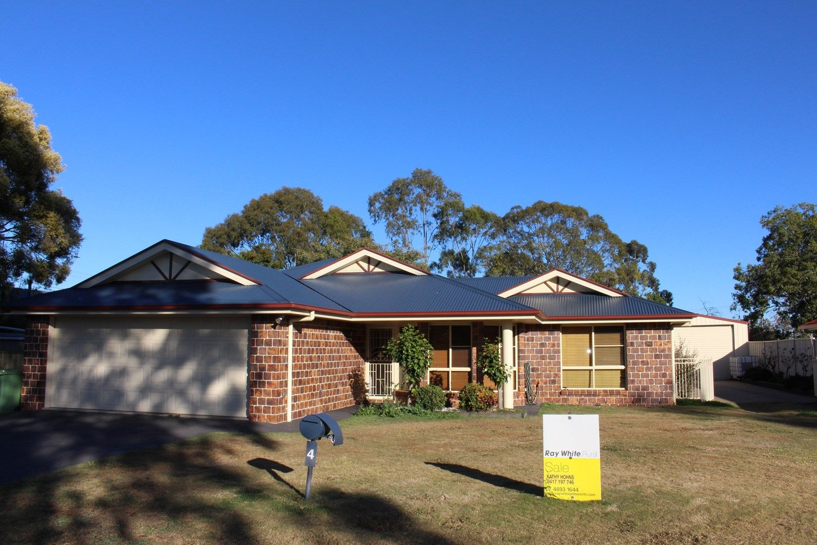 4 McLean Street, Pittsworth QLD 4356, Image 0