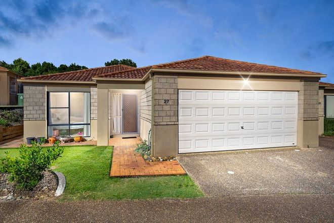 Picture of 27/24 Amsonia Court, ARUNDEL QLD 4214