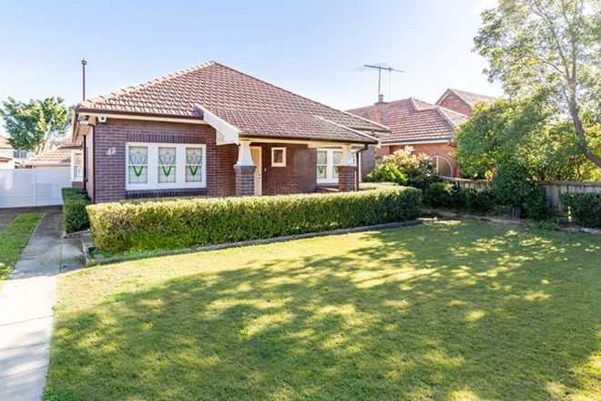Picture of 43 Marion Street, STRATHFIELD NSW 2135