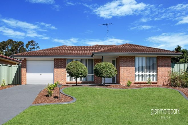 Picture of 15 Musselburgh Close, GLENMORE PARK NSW 2745