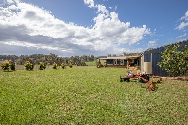 Picture of 80 Currys Road, BLACK SPRINGS NSW 2787
