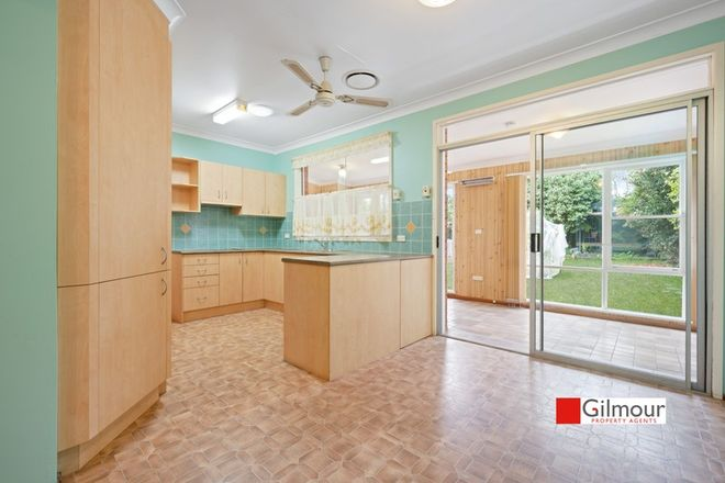 Picture of 6 Narelle Avenue, CASTLE HILL NSW 2154