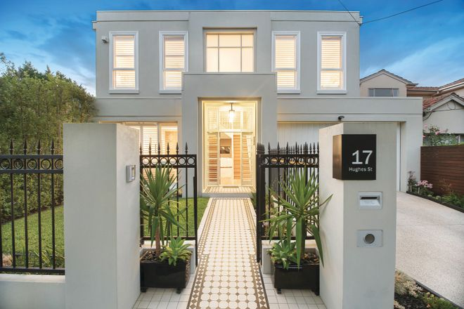 Picture of 17 Hughes Street, BRIGHTON EAST VIC 3187