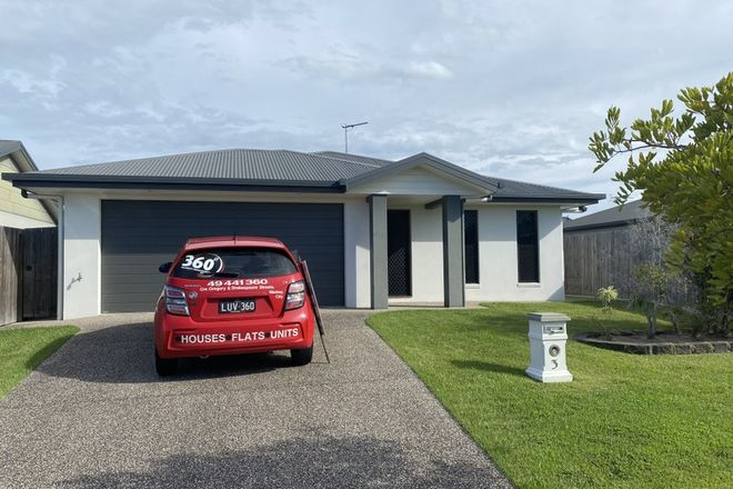 Picture of 3 Kingslea Court, OORALEA QLD 4740