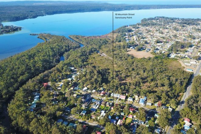 Picture of 18 Mountain Street, SANCTUARY POINT NSW 2540