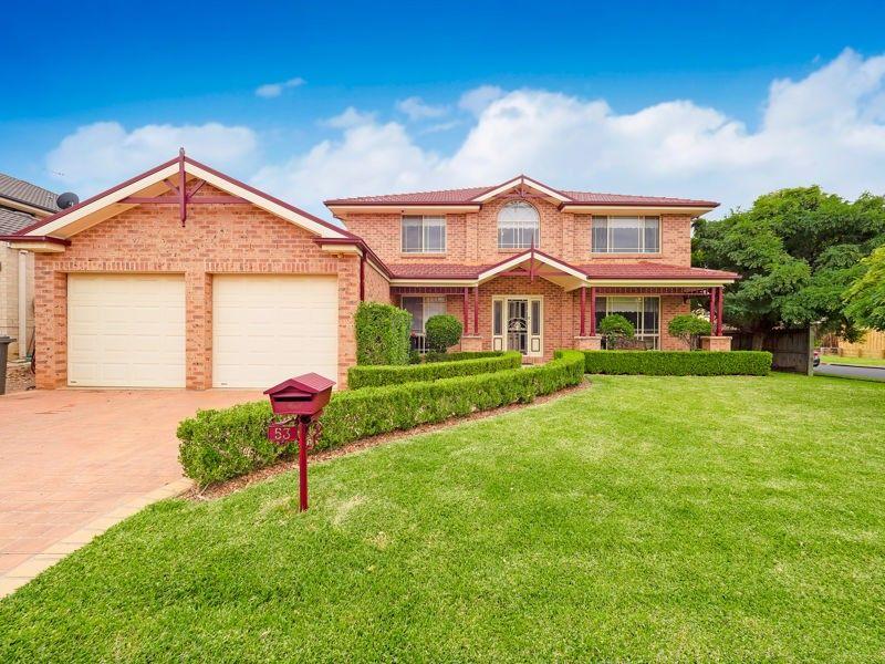 53 Coachman Crescent, Kellyville Ridge NSW 2155, Image 0