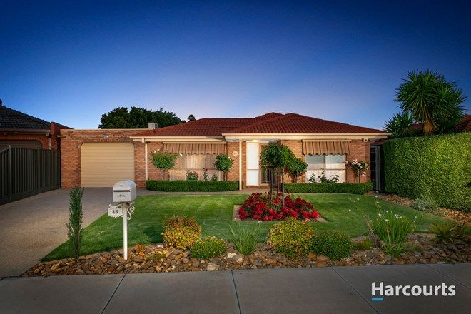 Picture of 35 Shakespeare Drive, DELAHEY VIC 3037