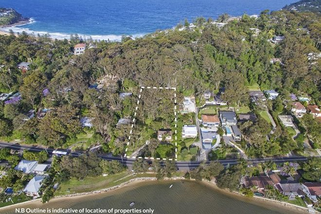 Picture of 824-826 Barrenjoey Road, PALM BEACH NSW 2108