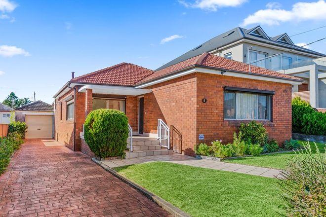 Picture of 9 Cashman Road, BRIGHTON-LE-SANDS NSW 2216
