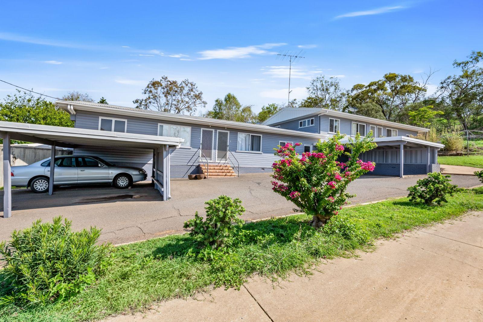 1-4/36 Toowoomba Road, Oakey QLD 4401, Image 0