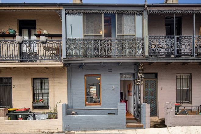 Picture of 5 Little Cleveland Street, REDFERN NSW 2016