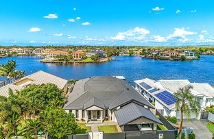 Picture of 16 Montevideo Drive, Clear Island Waters QLD 4226
