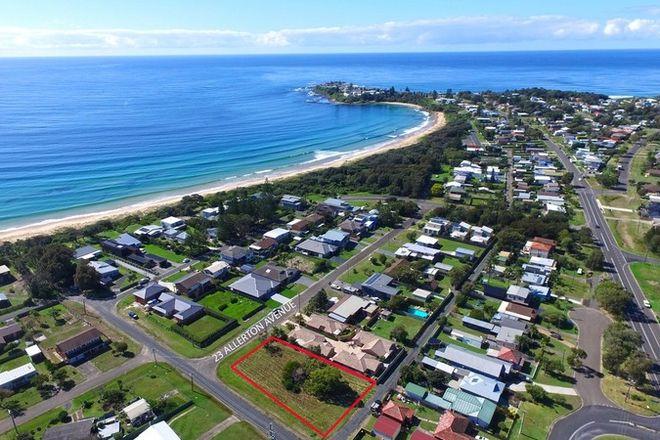 Picture of 23 Allerton Avenue, CULBURRA BEACH NSW 2540