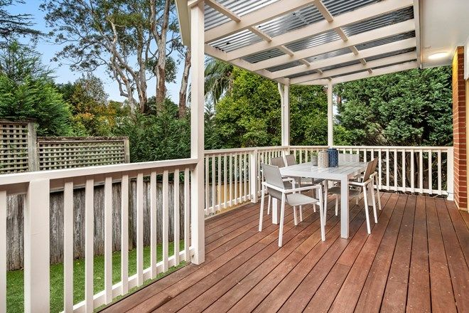 Picture of 3/40 Dorritt Street, LANE COVE NSW 2066