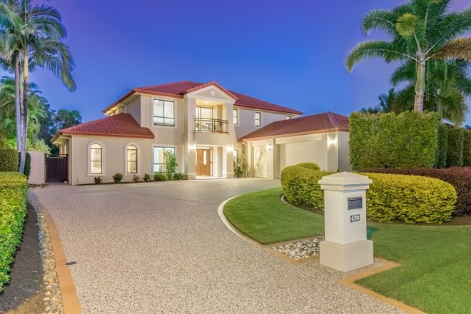 Picture of 3166 Riverleigh Drive, HOPE ISLAND QLD 4212