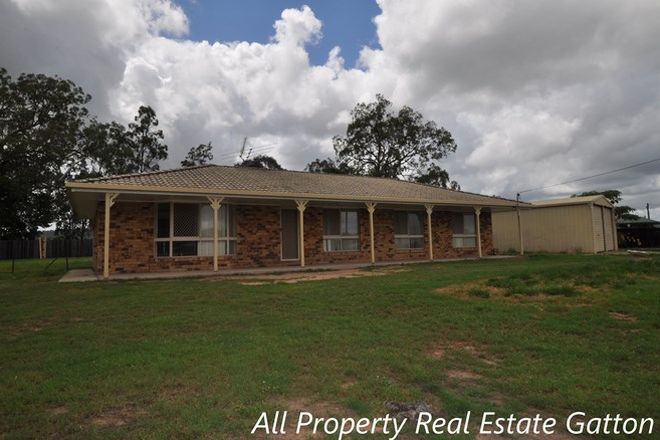 Picture of 4 Fairway Drive, HATTON VALE QLD 4341