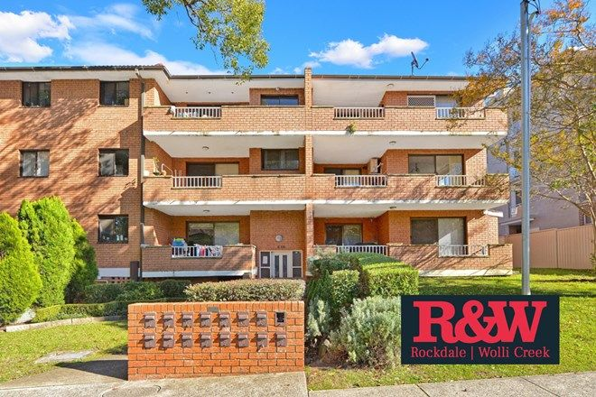 Picture of 8/5-13 Hayburn Avenue, ROCKDALE NSW 2216