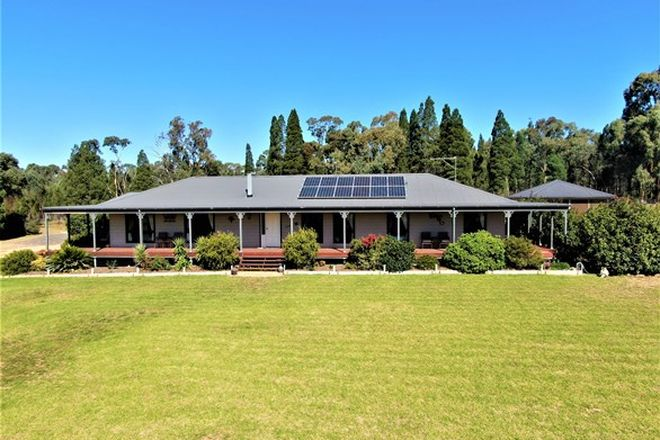 Picture of 96 Werribee Rd, TAMBAR SPRINGS NSW 2381