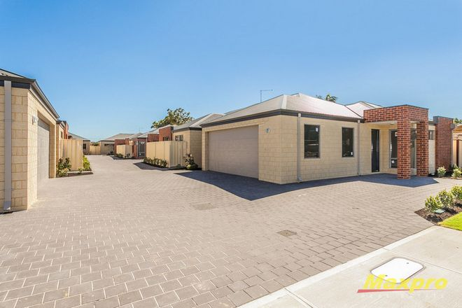 Picture of 5/74 Gibbs Street, EAST CANNINGTON WA 6107
