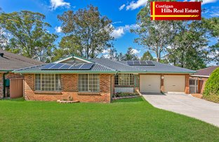 Picture of 36 Sampson Crescent, Quakers Hill NSW 2763