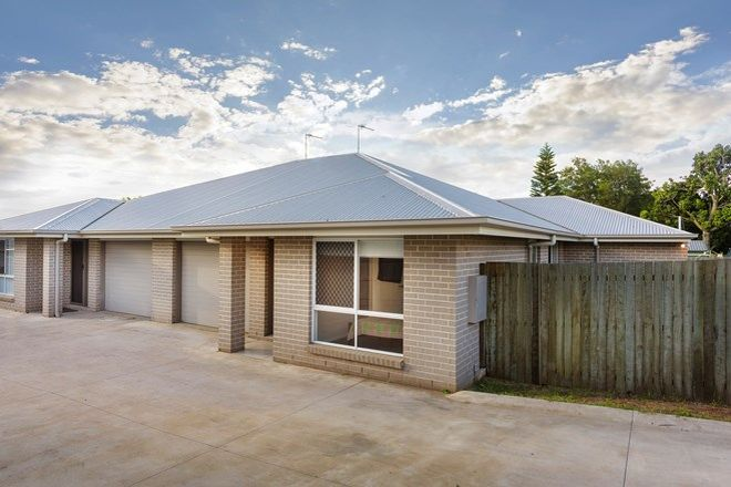 Picture of Unit 1/21A Haig St, SOUTH TOOWOOMBA QLD 4350