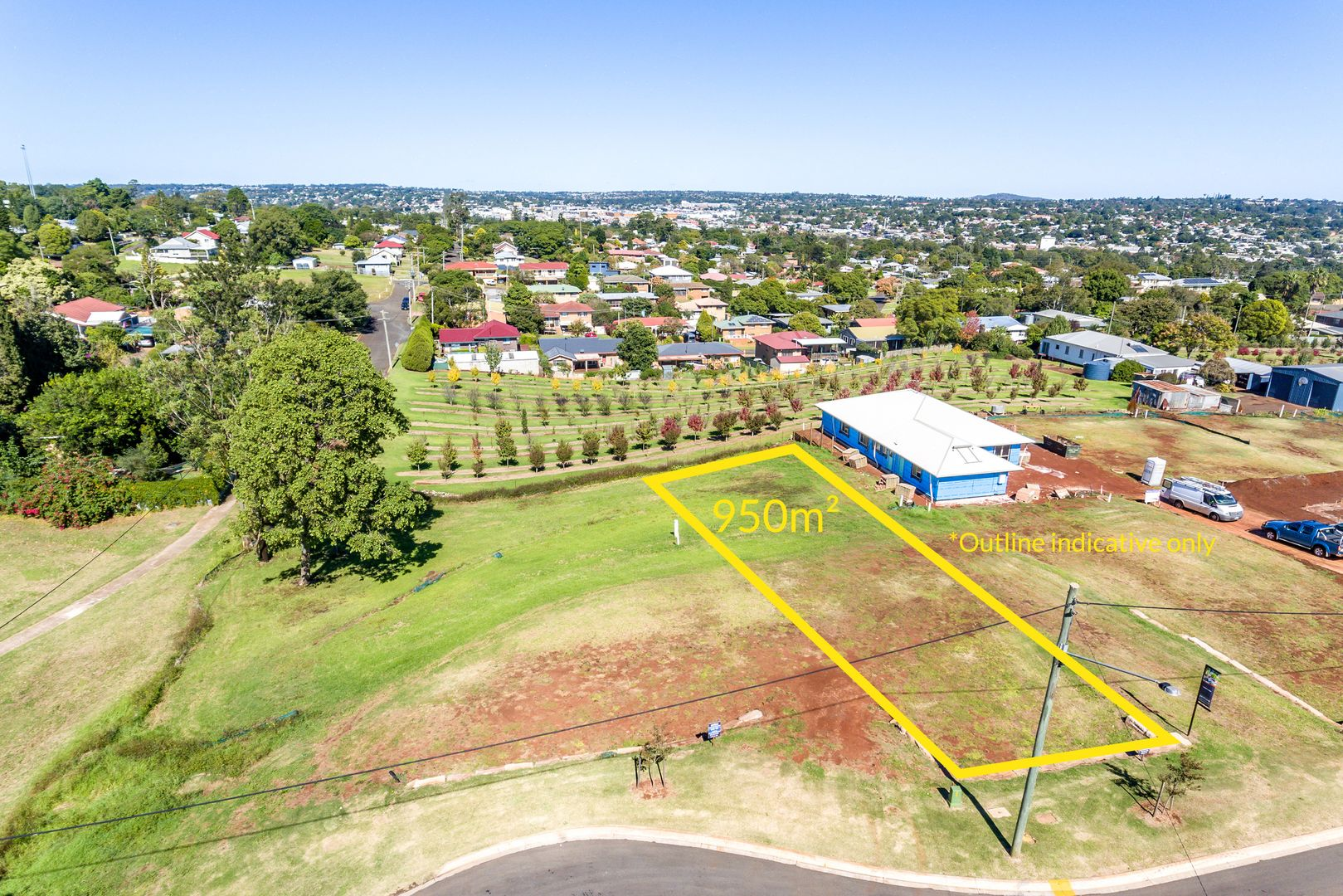 Lot 17 Parklane Estate, Pascoe Lane, Harlaxton QLD 4350, Image 0