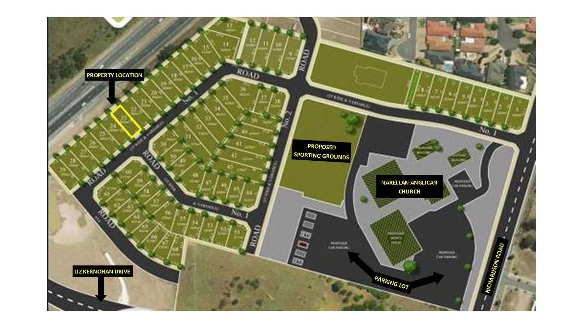 Lot 23 Proposed Road, Spring Farm NSW 2570, Image 2
