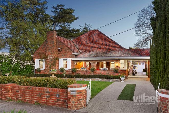 Picture of 35 Somerville Road, YARRAVILLE VIC 3013