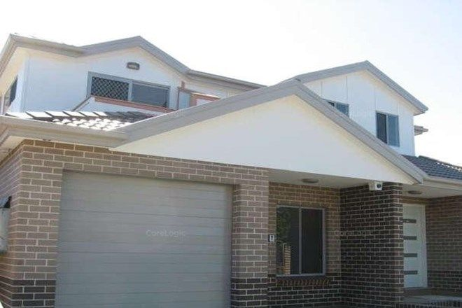Picture of 37A Boronia Street, SOUTH WENTWORTHVILLE NSW 2145