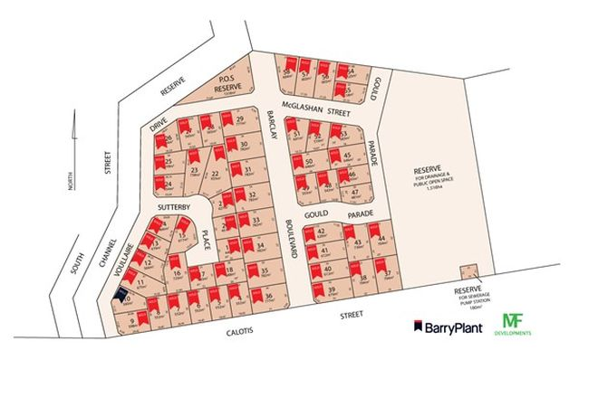 Picture of Lots 4-58 Calotis Street ( Settlement Estate ), RED CLIFFS VIC 3496