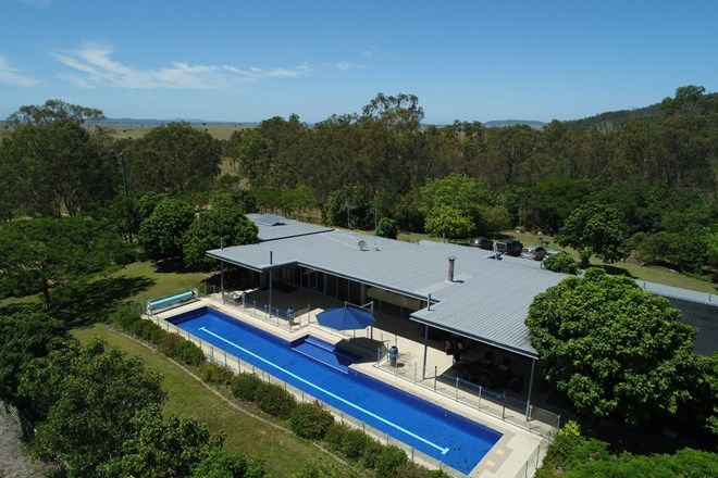 Picture of 2767 Wivenhoe Somerset Road, CROSSDALE QLD 4312