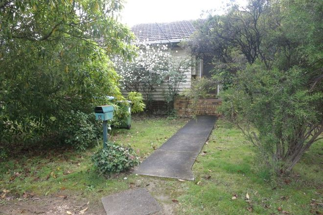 Picture of 5 Howship Court, RINGWOOD EAST VIC 3135