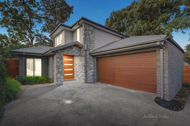 Picture of 4/5 Campbell Road, BRIAR HILL VIC 3088