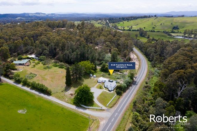 Picture of 918 Frankford Road, GLENGARRY TAS 7275