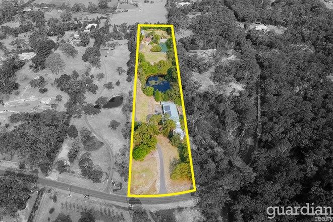 Picture of 9 Bangor Road, MIDDLE DURAL NSW 2158