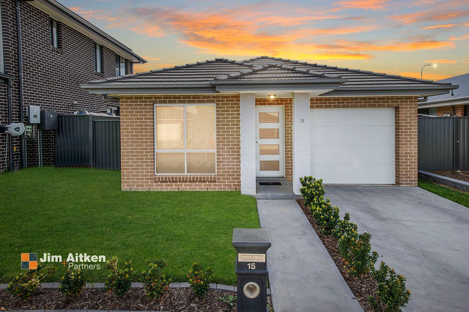 15 Academy Street, Jordan Springs NSW 2747, Image 0