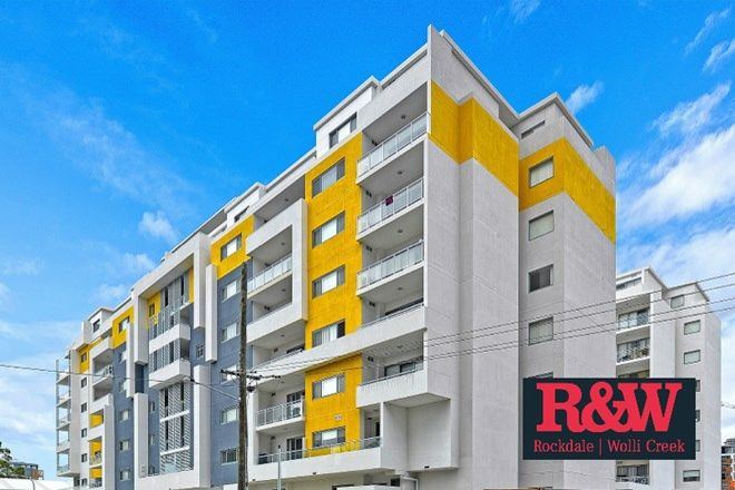 Picture of 704/52-62  Arncliffe Street, WOLLI CREEK NSW 2205