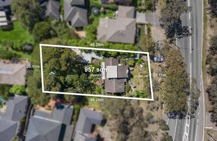Picture of 173 Andersons Creek Road, Doncaster East VIC 3109
