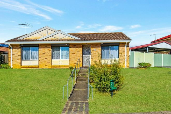 Picture of 24 Gundagai Crescent, WAKELEY NSW 2176