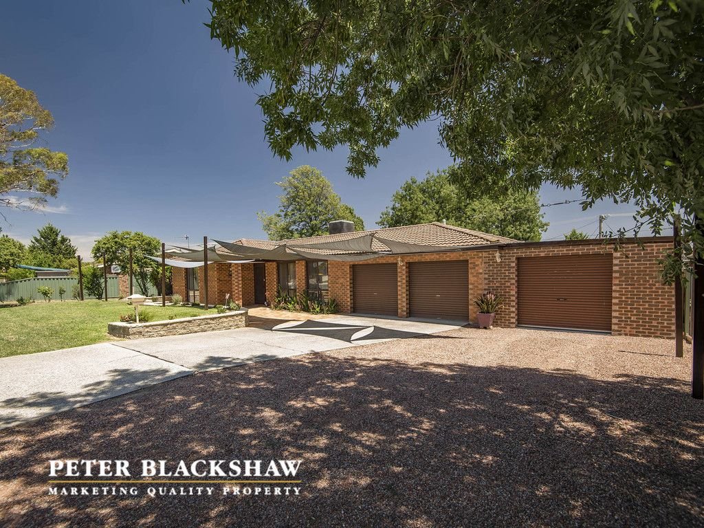 34 Alice Jackson Crescent, Gilmore ACT 2905, Image 0