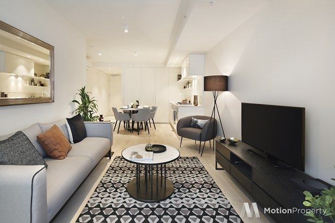Picture of 1312/7 Claremont Street, SOUTH YARRA VIC 3141