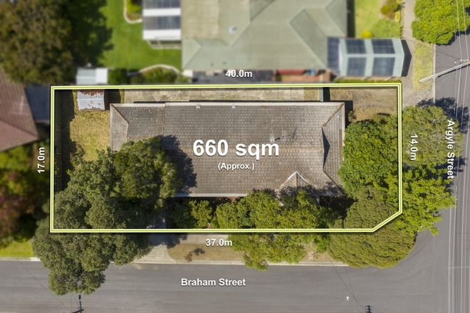 Picture of 30 Argyle Street, DONVALE VIC 3111