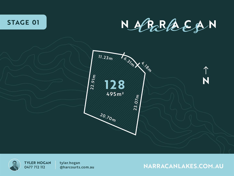 Lot 128 Narracan Lakes, Newborough VIC 3825, Image 0