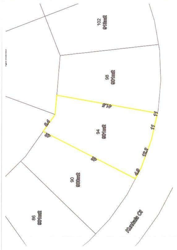 Lot 25/94 Kunkala Court, Rosewood QLD 4340, Image 2